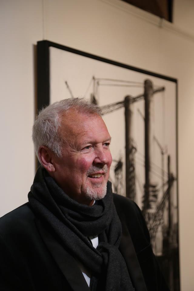 Gerard Byrne The Art Of Regeneration Menier Gallery London 18A