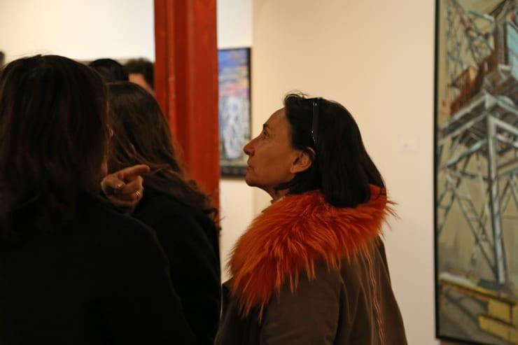 Gerard Byrne The Art Of Regeneration Menier Gallery London 19