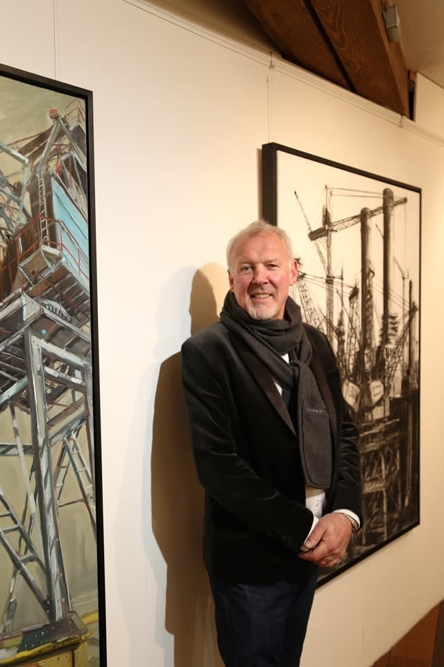 Gerard Byrne The Art Of Regeneration Menier Gallery London 1A