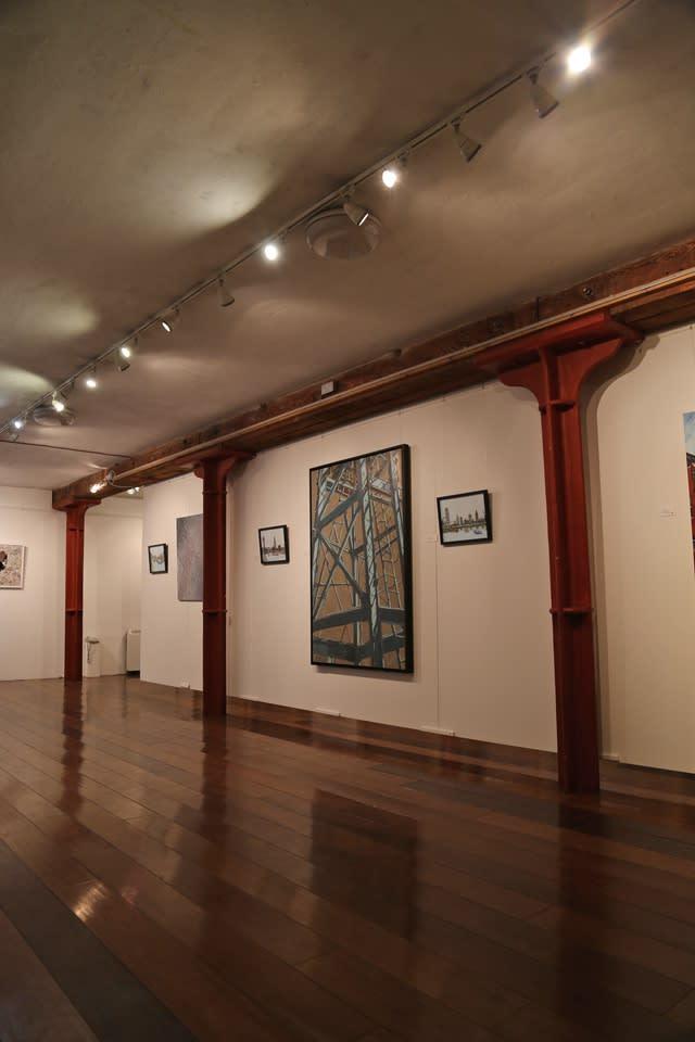 Gerard Byrne The Art Of Regeneration Menier Gallery London 1C
