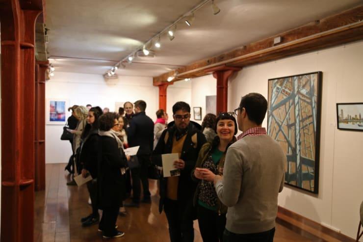 Gerard Byrne The Art Of Regeneration Menier Gallery London 2