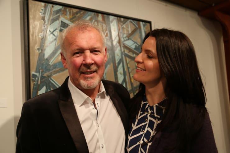 Gerard Byrne The Art Of Regeneration Menier Gallery London 26