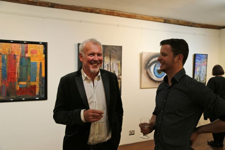 Gerard Byrne The Art Of Regeneration Menier Gallery London 3