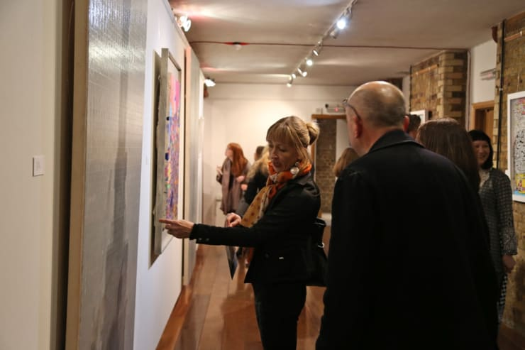 Gerard Byrne The Art Of Regeneration Menier Gallery London 4