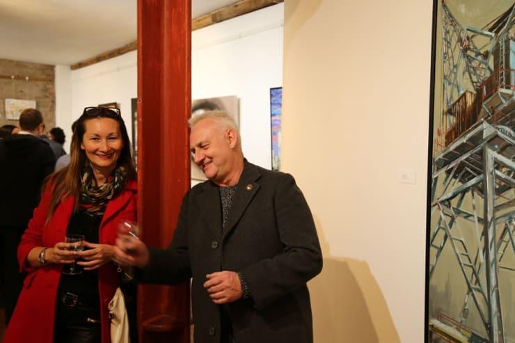 Gerard Byrne The Art Of Regeneration Menier Gallery London 5