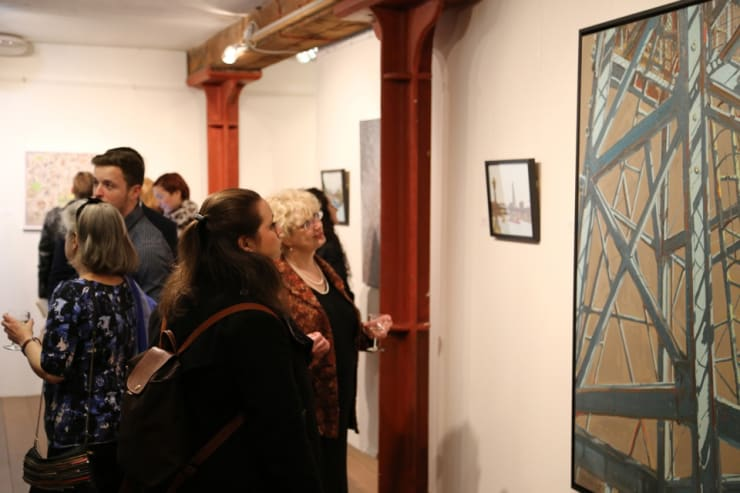 Gerard Byrne The Art Of Regeneration Menier Gallery London 7