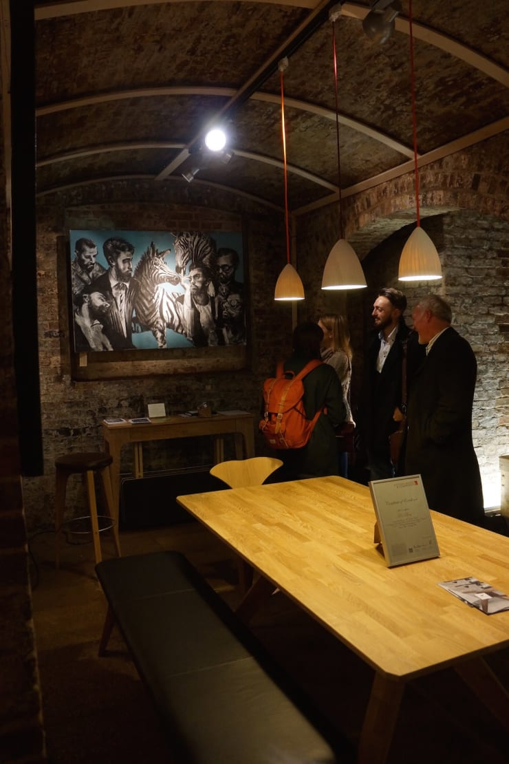 Clerkenwell Design Week 2015 Gerard Byrne Pemara Design 5