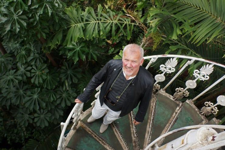 2014 05 24 Gerard Byrne Searching For An Inspiration Kew Gardens London Photo Credit Agata Byrne