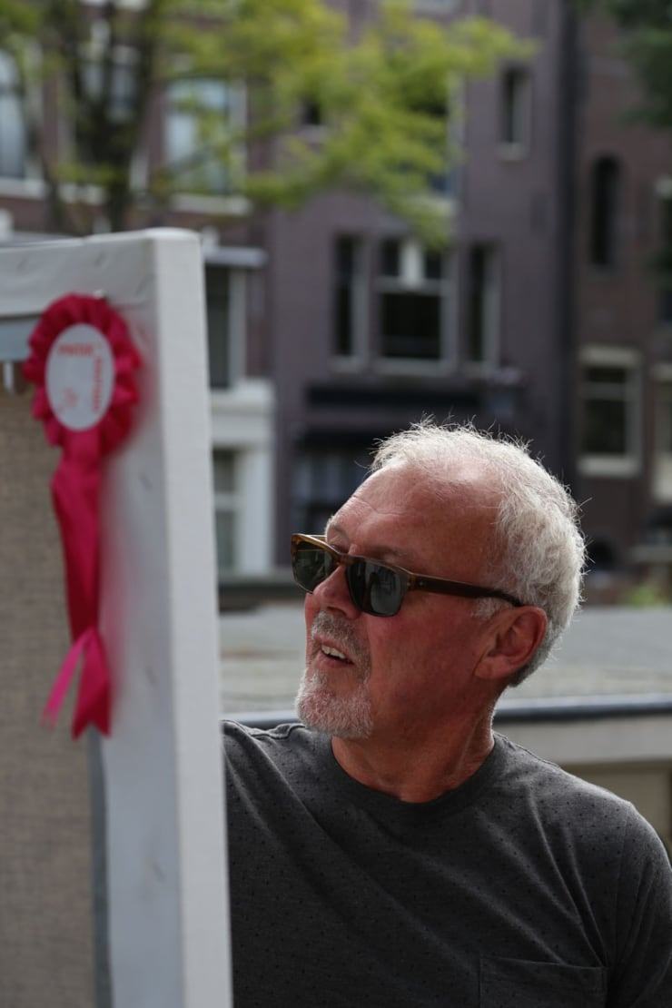 2016 09 03 Gerard Byrne Plein Air Painting Pintar Rapido Amsterdam Photo Credit Agata Byrne 5