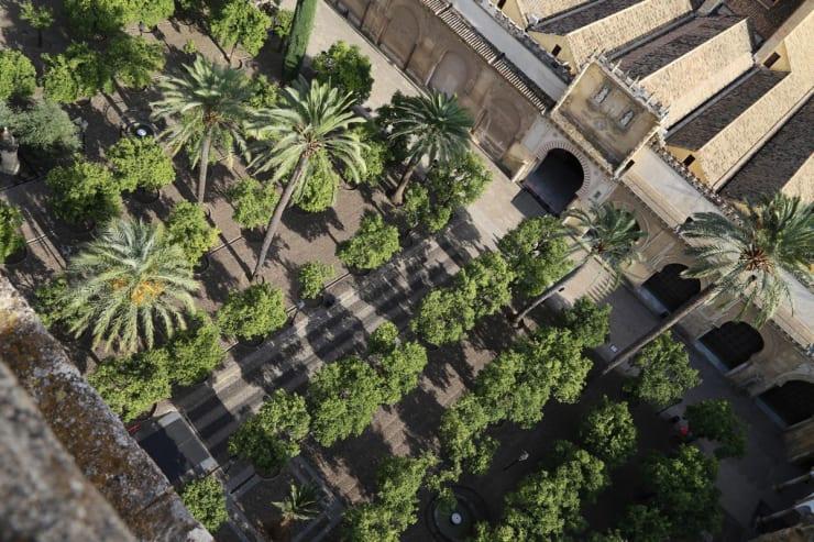 2016 09 27 Gerard Byrne Plein Air Sketching Cordoba Mosque Cathedral Spain Photo Credit Agata Byrne 1