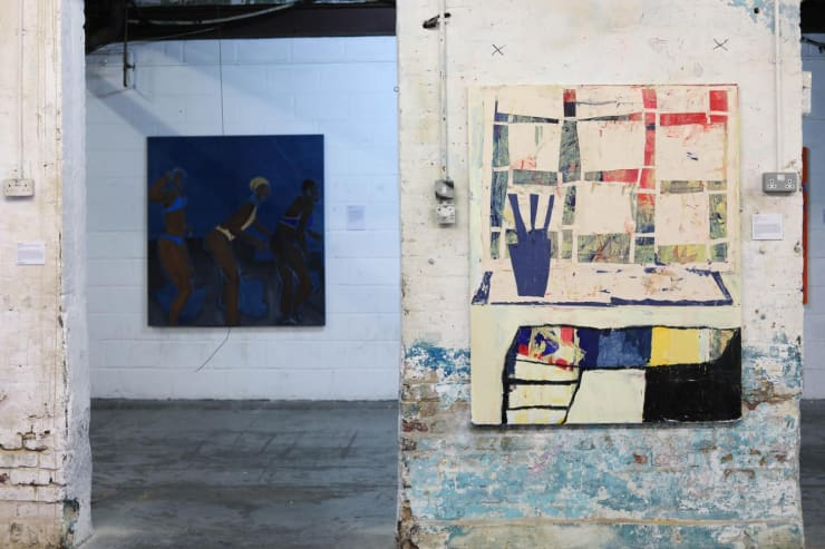 Explore south east London's underground art galleries