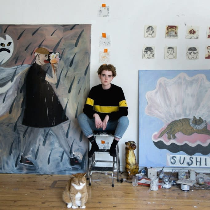 TO SKIN A CAT: IN CONVERSATION WITH SOPHIE VALLANCE CANTOR