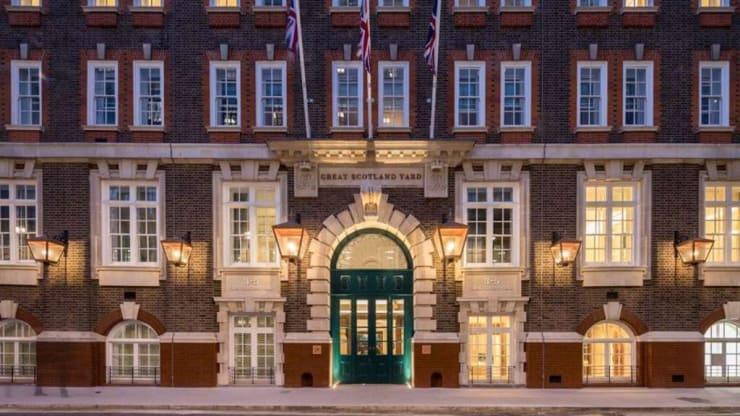 The Great Scotland Yard Hotel
