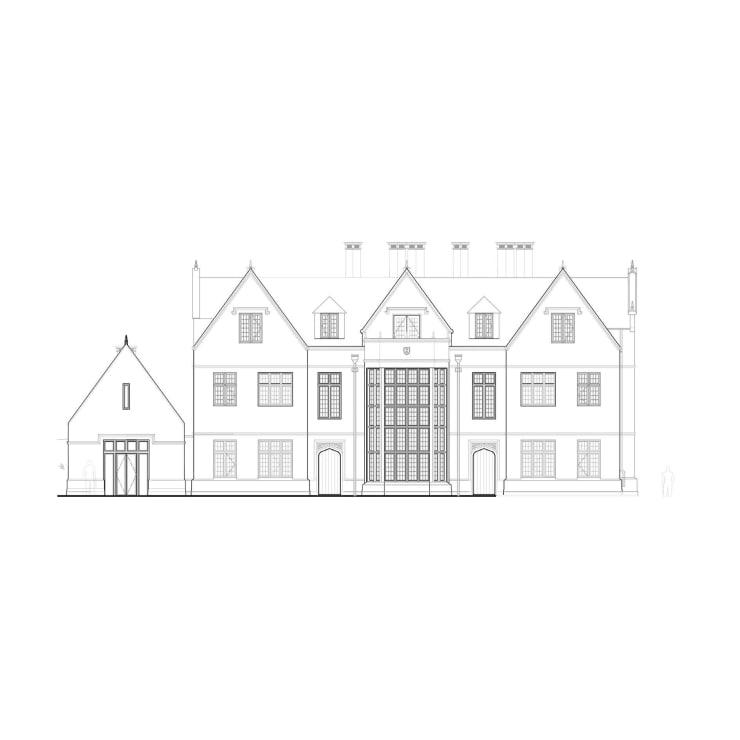 Berkshire Manor House
