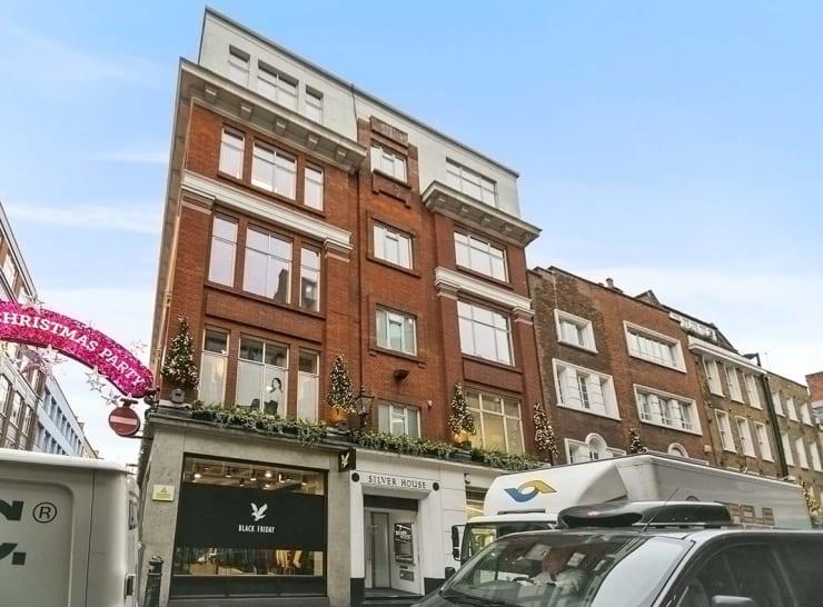 Alterx Office - London