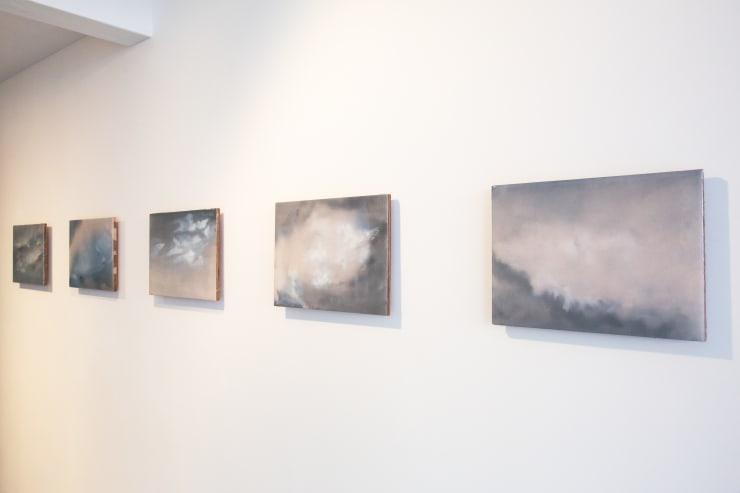 Todd McMillan Cloud Studies 2019, installation image