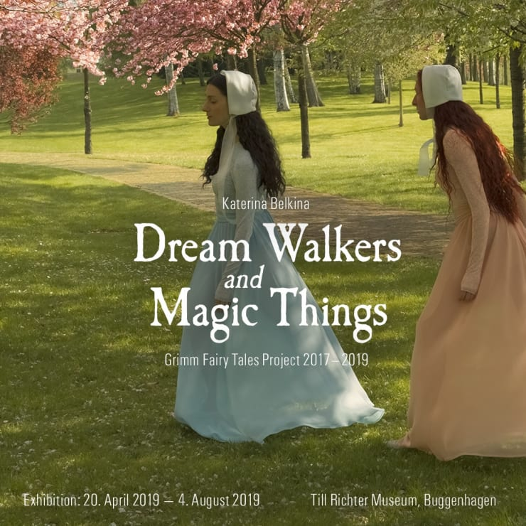 Dream Walkers and Magic Things