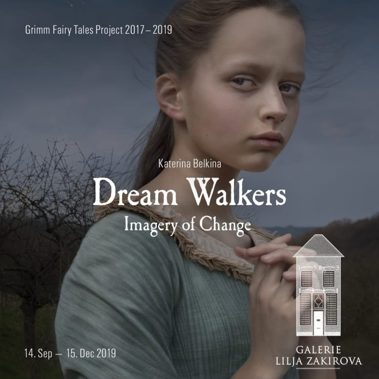 Dream Walkers. Imagery of Change, Lilja Zakirova Gallery