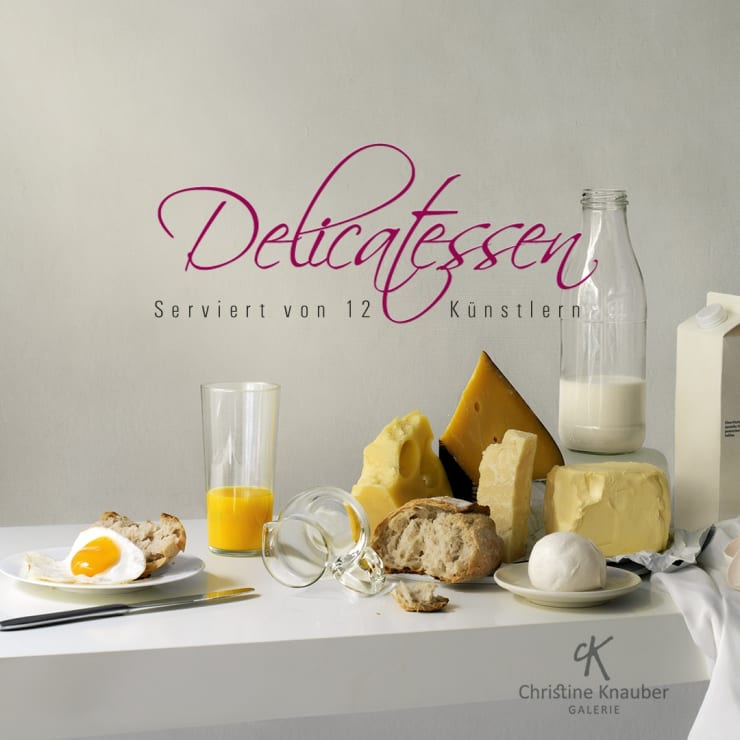 Delicatessen, Galerie Christine Knauber