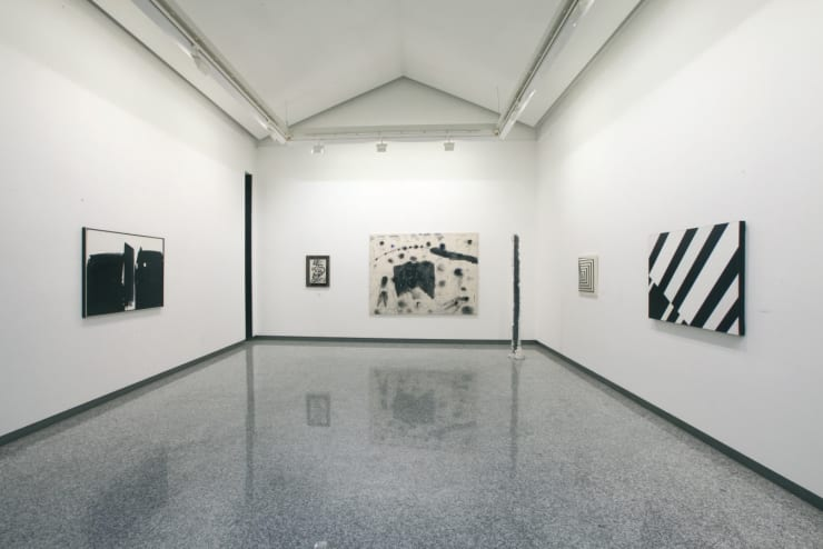 Group exhibition: black & white. reason and passion