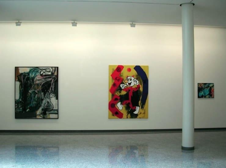 Group exhibition: Gli Anni '80