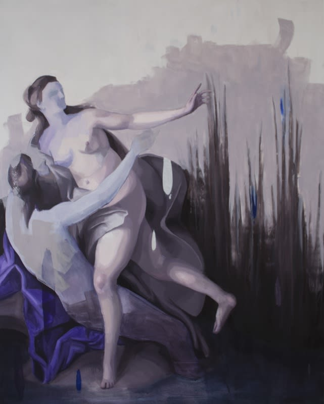 Tomas Harker, Nymph and Satyr