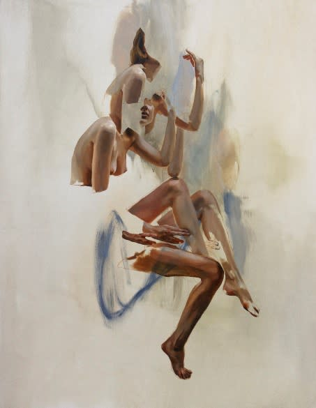 Rico White , Three Graces II