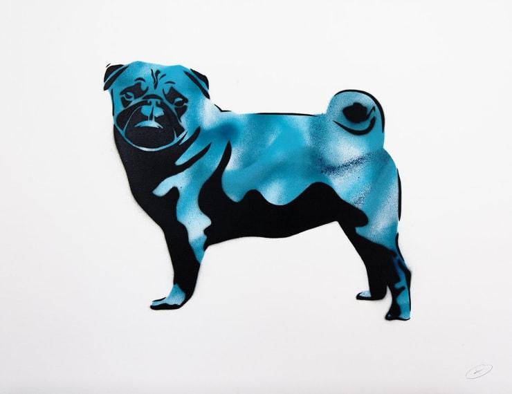 XOOOOX, Pug 5 (CMYK), 2013