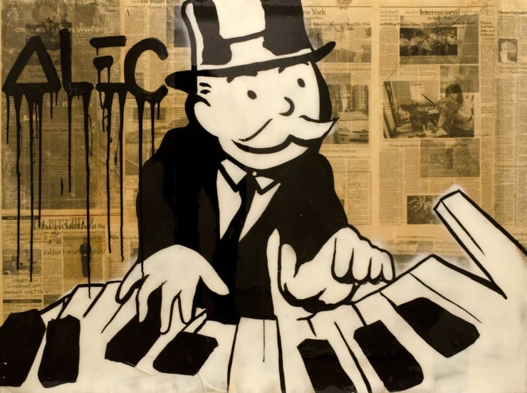 """, arial, helvetica; font-size: 11px; line-height: 14px;"""">Alec Monopoly DJ - Then Play On, 2013"""