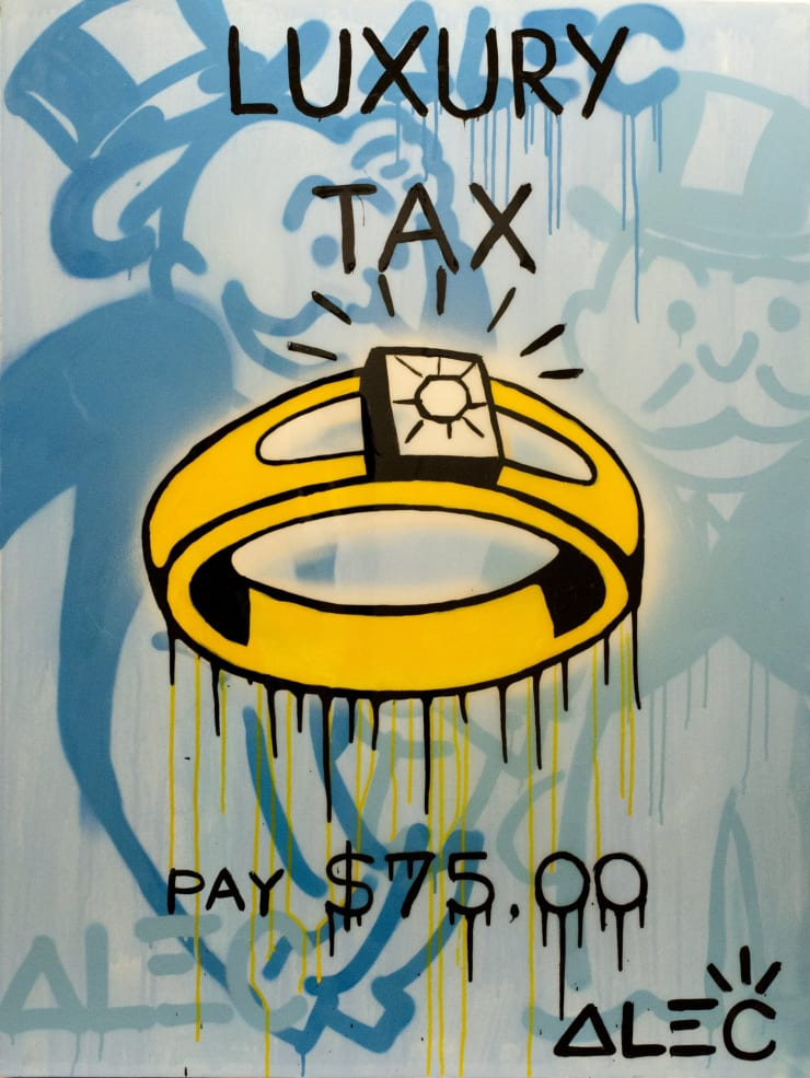 """, arial, helvetica; font-size: 11px; line-height: 14px;"""">Alec Monopoly Luxury Tax, 2013"""