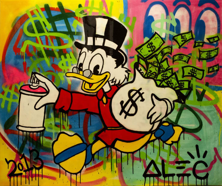 """, arial, helvetica; font-size: 11px; line-height: 14px;"""">Alec Monopoly Run Donald Run, 2013"""