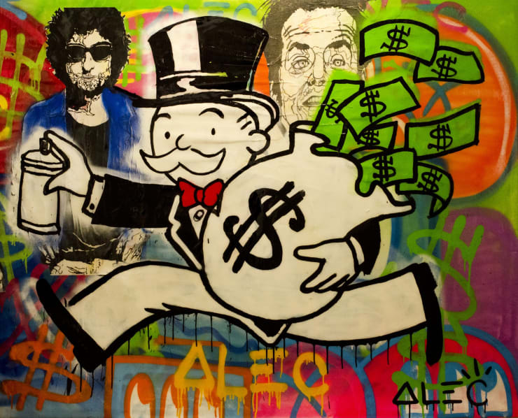 """, arial, helvetica; font-size: 11px; line-height: 14px;"""">Alec Monopoly Jack & Bob Run, 2013"""