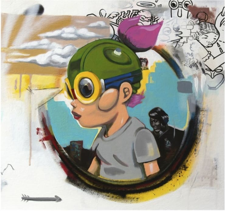 Hebru Brantley Tracy, 2014
