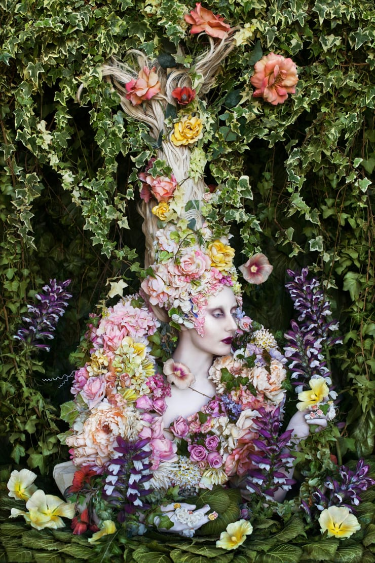 Kirsty Mitchell The Secret Locked in the Roots af the Kingdom, 2014