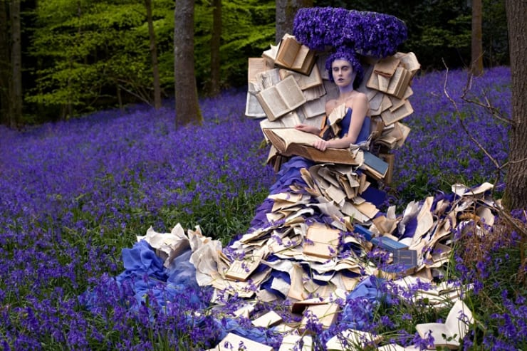 Kirsty Mitchell The Storyteller, 2010