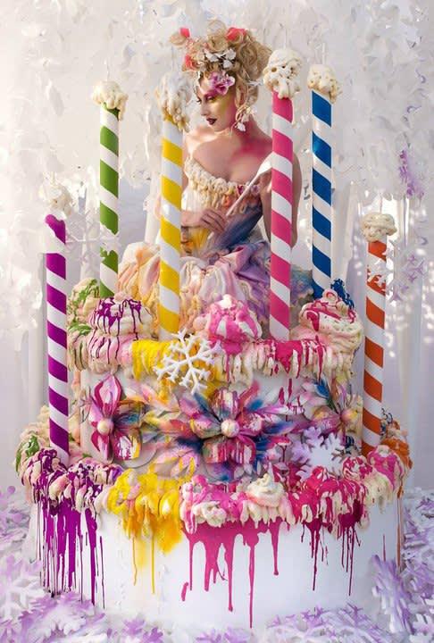 Kirsty Mitchell The Fairycake Godmother, 2010