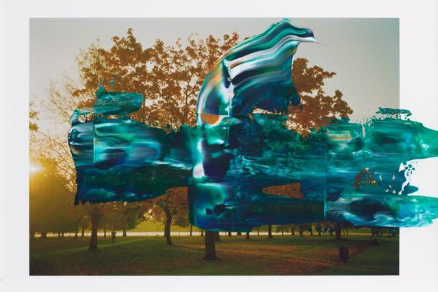 Peter Westh Hyde Park London, 2015
