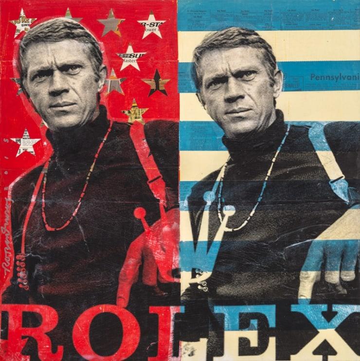 Robert Mars McQueen Rolex, 2015