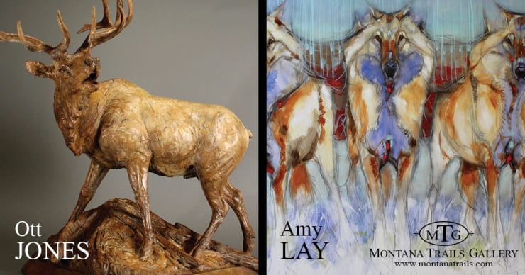 Amy Lay / Ott Jones