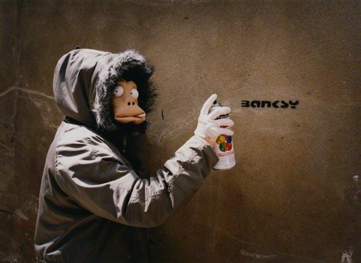Banksy finally named ?