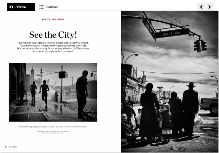 LEICA FOTOGRAFIE INTERNATIONAL: SEE THE CITY