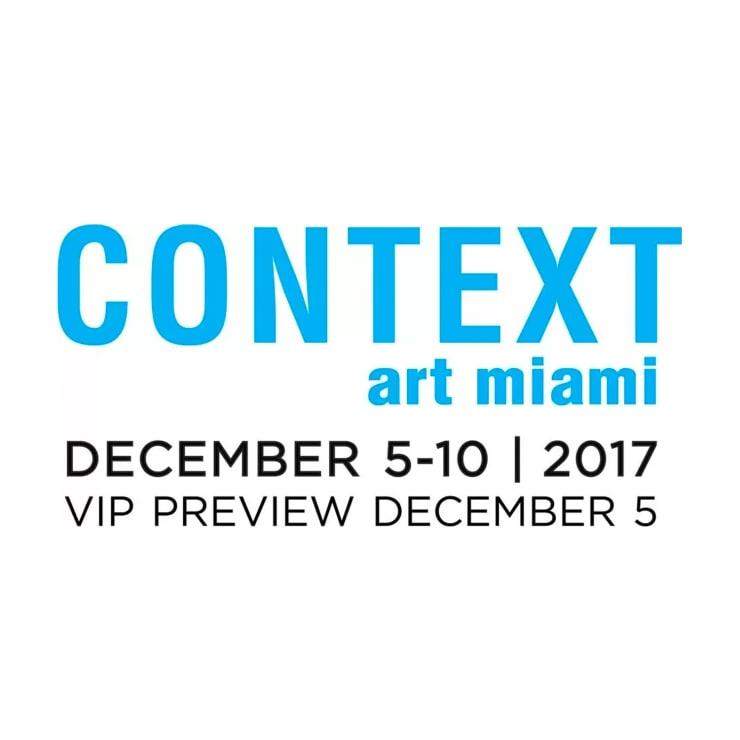 CONTEXT Art Miami 2017