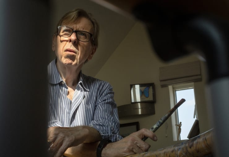 'After Playing Turner and Lowry, Now Timothy Spall Has Taken Up Painting For Real'