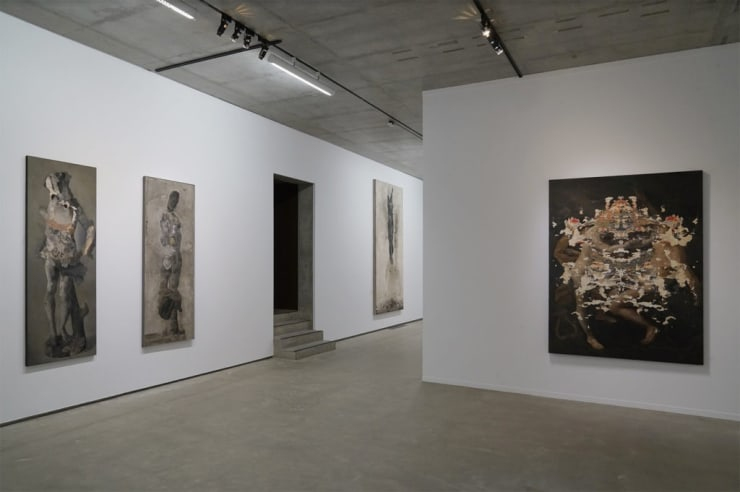 Nicola Samorì | Cannibal Trail at Yu-Hsiu Museum of Art