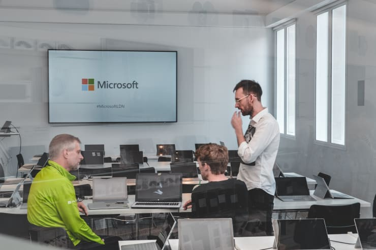 London, 2019 I was invited down to the Microsoft Flagship store by Senior Manager, John Carter. We discussed their goals...