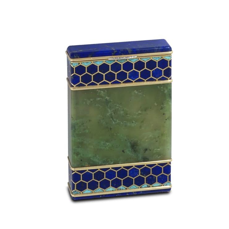 Cartier Jade Case