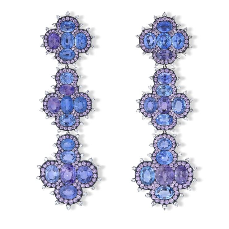 Jar Sapphire Earrings