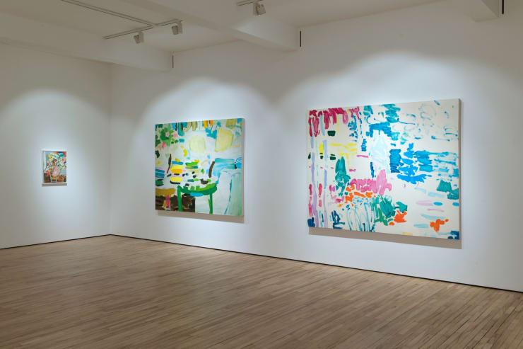 Frestonian Gallery Install7
