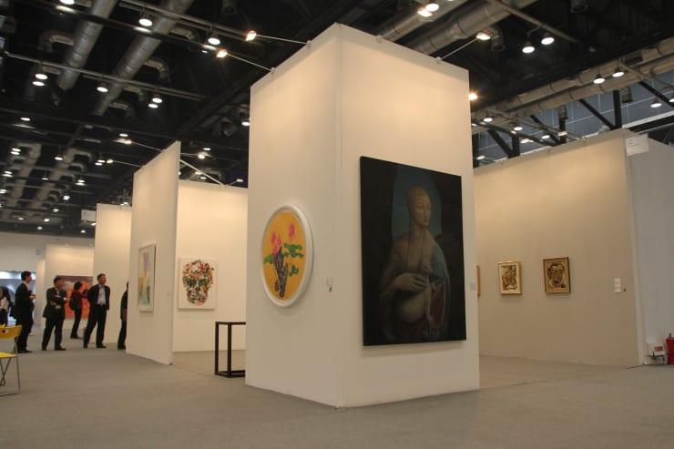 中藝博國際畫廊博覽會 2014