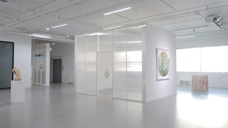 紐約婓列茲藝術博覽會 2020